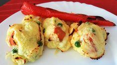 Vaříme bez tuku: Grilovaná bramborová kaše se zeleninou