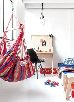 Kids Bedroom Hammock leaf swing | swings | pinterest | products, plays and leaves