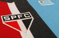 São Paulo Futebol Clube - São Paulo lança camisas em homenagem a ídolos uruguaios e a Waldir Peres (Divulgação / VIPCOMM www.saopaulofc.net )