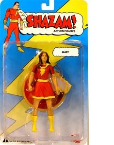 DC Direct Shazam Action Figure Mary Marvel * Find out more about the great product at the image link.