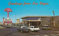 Flamingo Hotel - Las Vegas, Nevada