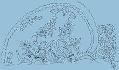 Some Images OfSilk-Ribbon Embroidery Patterns