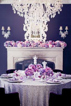 Lovely purple inspirations