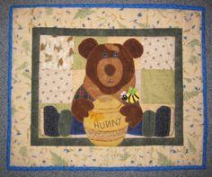 Grayce's Straddling Bear.