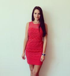 Dámské šaty korálové eshop Alionline