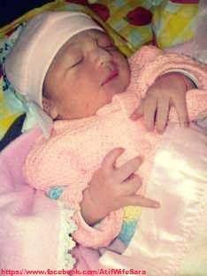 Atif Aslam Welcomed His baby Boy – Baby Ahad Atif Pictures