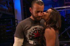 CM Punk and AJ Lee Engaged?