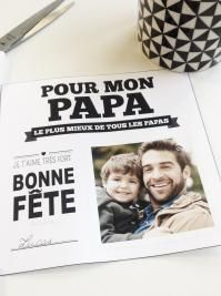 cadre photo fête des pères Education, Album Photo, Bb, Parents, Scrapbooking, Valentines, Party Pictures, Cadre Photo, Happy Name Day