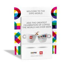 EXPO 2015 - logo materials on Behance