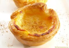 Tartaletas de crema portuguesas - MisThermorecetas.com
