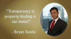 Bryan Susilo : A Successful Property Investor Entrepreneur: Bryan Susilo - Easy Housing Estate Agent