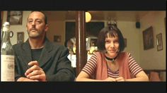 Léon: The Professional - Luc Besson directed a movie in 1994 which remains one of the movies I watch over and over all the time. A bad ass Jean Reno and a cute Natalie Portman put this film among the one of the best films with Vengeance theme. Natalie Portman Leon, Old Movies, Great Movies, Leon The Professional, Leon Matilda, Mathilda Lando, Famous Duos, Luc Besson, I Love Cinema