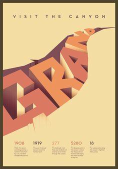 Typographic Poster on Behance — Designspiration Typography Poster Design, Typographic Poster, Typography Inspiration, Graphic Design Posters, Graphic Design Inspiration, Bold Typography, Daily Inspiration, Layout Design, Game Design