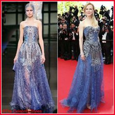 【The 67th Cannes Red Carpet】Australian actress Nicole Kidman was wearing Armani Privéwhen in the 67th Annual Cannes Film Festival on 14 MAY 2014!  #ArmaniPrivéwhen #Couture #Cannes  #CannesFilmFestival #Hollywood #Celebrity #Whowearswhat #WhoWoreWhat #Fashion #dress #movies #stars #France #Redcarpet #NicoleKidman #GraceofMonaco