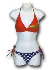 I would consider a bikini if I could be wonder woman