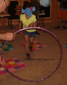 A, Bee, C, Preschool: Circus