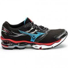 Wave Creation Men's Running Shoe (Black)