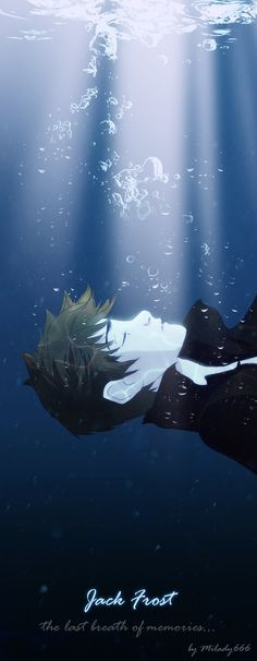 What I wonder, is why didn't he fight the water, try to surface? Why did he just let himself die? Was the water too cold?