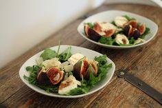 Rezept: Rucolasalat mit Feigen | Projekt: Gesund leben | Clean Eating, Fitness & Entspannung