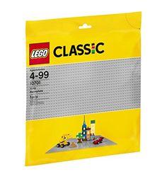 $10.79 - LEGO Classic Gray Baseplate 10701