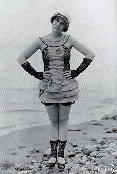 Old Fashioned Lifeguard At Sea