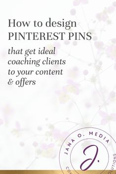 Pinterest Marketing Cheat Sheet for Online Coaches and Service Providers: 4 Success Factors - How to create visuals that convert. About Pinterest marketing tips for health coaches, life coaches, relationship and dating coaches, and online service providers.