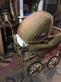 Used Vintage Baby Stroller For Sale In Scappoose Kocarek