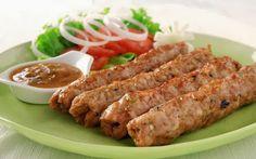 Chicken Koftas Recipe - Arabic Food Recipes