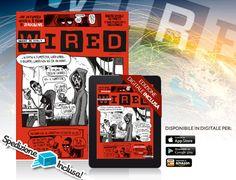 Sconto 80% su Abbonamento 12 mesi #Wired Italia, versione digitale inclusa! Il mensile dedicato alle grandi idee e alle innovazioni che cambiano il mondo.