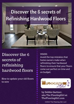 Discover the 6 secrets of refinishing hardwood floors ebook discover the 6 secrets of refinishing hardwood floors ebook fandeluxe Images