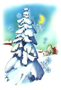 Free Christmas Tree Clipart - Public Domain Christmas clip art, images and graphics Christmas Tree Clipart, Christmas Bows, Christmas Scenes, Christmas Animals, Green Christmas, Christmas Images, Christmas Greetings, Vintage Christmas, Christmas Baking