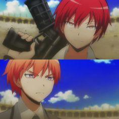 Karma & Asano