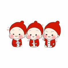 Triplets Daehan Minguk Manse Cute Kids, Cute Babies, Triplet Babies, Superman Kids, Song Daehan, Song Triplets, Korean Shows, Learn Korean, Cute Songs