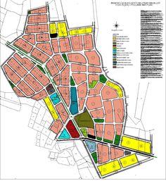 City Layout, Planer Layout, Urban Design Plan, Restaurant Interior Design, Architecture Plan, Master Plan, Urban Planning, Map Art, About Me Blog