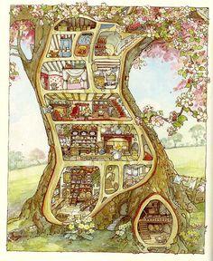 Jill Barklem - The Complete Brambly Hedge