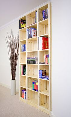 Shelving Systems   Shelving and Bookcase Gallery. Examples of Shelfstore Shelving.