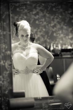 {Real Plus Size Wedding} Norwegian Wedding | Chalmers Photography
