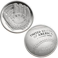2014 National Baseball Hall of Fame Clad Half-Dollar