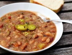 A Vegan 15 Bean Soup using one of those little bags of soup mix and my Instant Pot. From dried beans to deliciously healthy soup in just 1 hour. 10 Bean Soup Recipe, 15 Bean Soup, Bean Soup Recipes, Dinner Recipes For Kids, Healthy Dinner Recipes, Whole Food Recipes, Vegan Recipes, Cooking Recipes, Healthy Soup