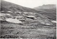 Vista de la Planta Concentradora MINCOSA, y en primer plano la mina Sinchao..