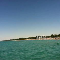 Grand Bend Beach, Ontario