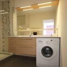 R sultat de recherche d 39 images pour int grer lave linge - Lave linge dans salle de bain ...