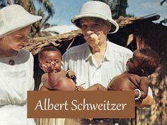 Albert Schweitzer, précurseur de l'aide humanitaire