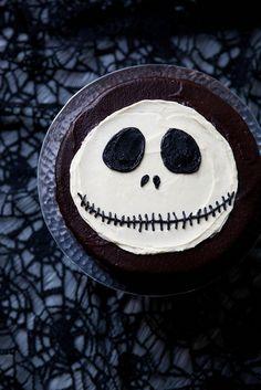 Jack Skellington Cake | Annie's Eats