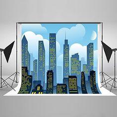 Super Hero City Backdrops for Photography 5x7 Blue Sky Wh... https://www.amazon.com/dp/B071DYGSWH/ref=cm_sw_r_pi_awdb_x_Pzxnzb9S13C5N