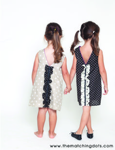 The Matching Dots SS14 Collection. Available on www.thematchingdo... Feb 2014. #dots #matching #outfits #sisters #friends #dotted #fashion #BE #SPOTTED #designer #dresses #kids #fashion #cute #style #cool #look #beautiful #stylish #girls
