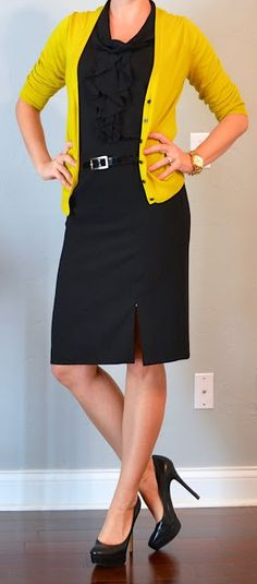 one suitcase: business casual - outfit 18   Outfit Posts Dynamic