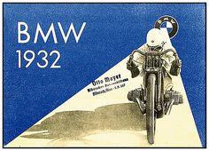 """motobilia: """"1932 BMW by -bullittmcqueen- #flickstackr Flickr: http://flic.kr/p/kAFAii """""""