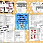 4th Quarter Math   Homework / Morning Work  This set contains 10 weeks of Common Core Math work that can be used for homework or morning work. Each w...