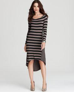 Ella Moss Dress - Multi Striped Dress   Bloomingdale's...I want.